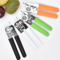 Colorful Safety PP Handle Can Opener