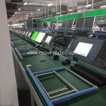 TV Assembly Line Conveyor Belt Production Line
