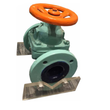 Handwheel Manual Flanged Floating Ball Valve
