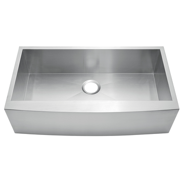 Stainless steel apron sink kitchen wash basin HM3320
