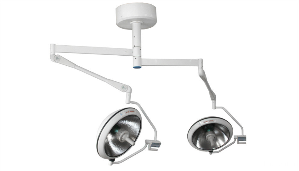 Overall reflection halogen surgery lamp