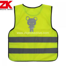 100% polyester children safety item running vest