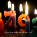 Hot Sale Creative Number Birthday Party Candle