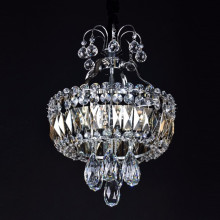 crystal hanging lamp pendant lighting vintage