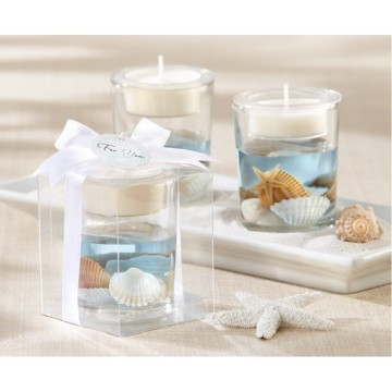 Cup container craft candle
