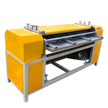 Automatic Aluminium Copper Radiator Recycling Machine