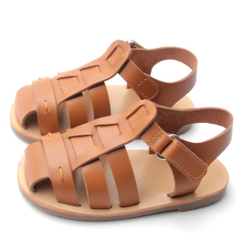 Newborn Leather Summer Unisex Baby Fancy Sandals Shoes