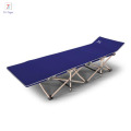 Cheap steel frame adults portable camping military bed
