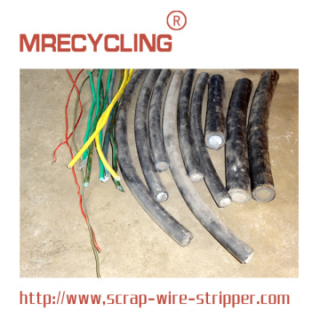 Wire And Cable Recycling Machinery