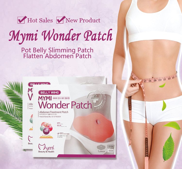 mymi wonder slim patch