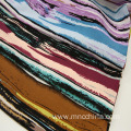 Printed Rayon Spun Viscose fabric 30/68