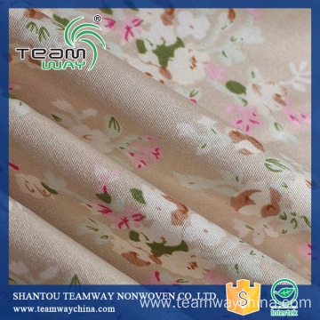 Recycled Poly Satin Fabric Wedding Fabric