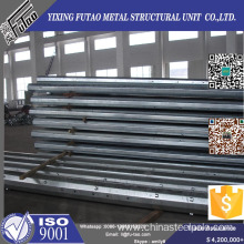 10.5m Electric power transmission lines steel pole