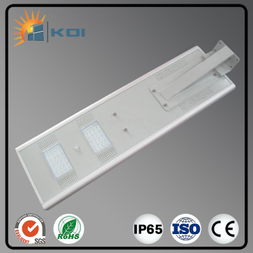 15W all in one solar street light