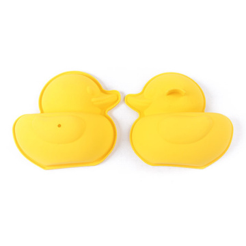 Three-dimensional Rhubarb Duck Silicone Mousse Cake Mold