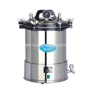 Medical Portable Pressure Steam Sterilizer Equipment