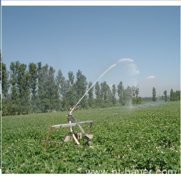 rewinded hose reel irrigation