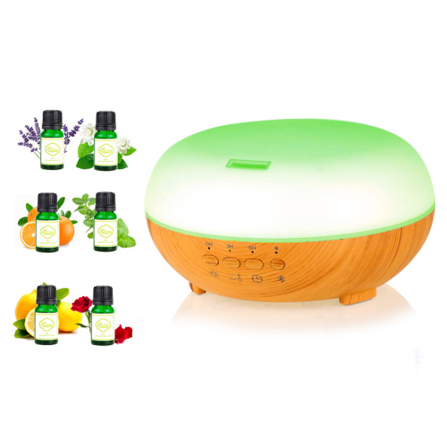 Aromatherapy Oil Aroma Diffuser Bluetooth Speaker