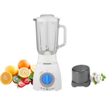 Table Blender with 1L Glass Jar for Kitchen Use