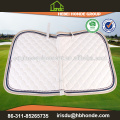 Horse Quilted Racing Saddle Pad
