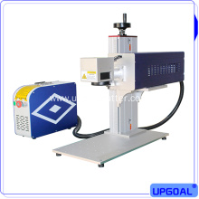 Portable Silicone Bands Logo Letter Laser Marking Machine