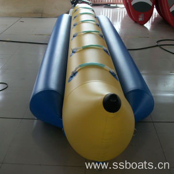 0.9 mm PVC Sealed Inflatable Banana Boat