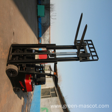 THOR0.75 4 wheels mini electrical forklift truck