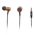 Auricolari mobili Metal Bass Stereo In Ear Cuffie