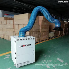 Portable Filter Cartridge Dust Collector