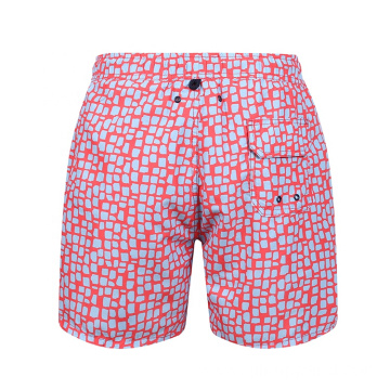 Beach Swim Shorts Men