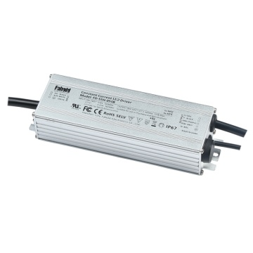 Basso consumo energetico 55W LED Canopy Light Driver