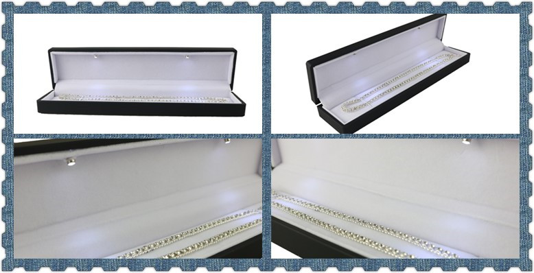 High quality bracelet jewelry storage box