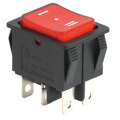 ON-OFF-ON Rocker Switch