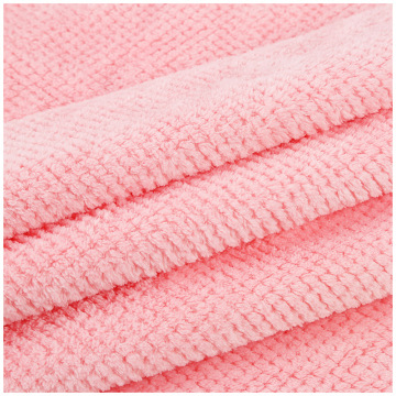 Water-Absorbing Coral Fleece Plush Coral Fabric