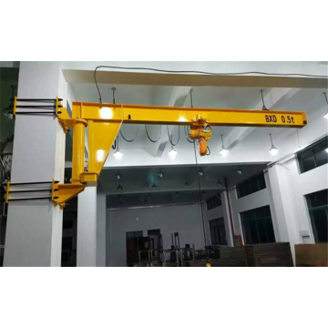 180 Degree Rotating Wall Mounted Jib Crane