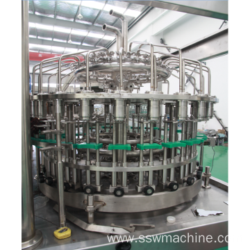Hot Filling Juice Packaging Bottle Line