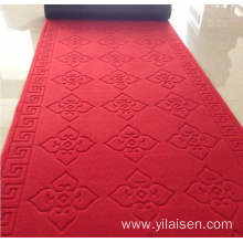 Factory direct colorful embroidery pattern carpet