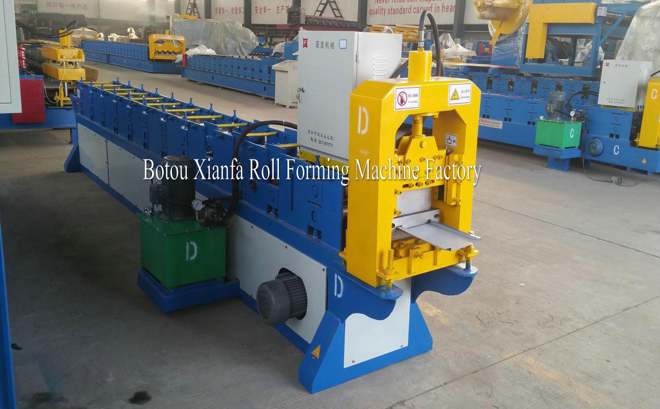 Wall Forming Machinery