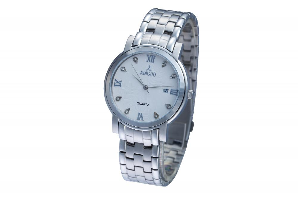High Quality Metal Quartz Watch for Men