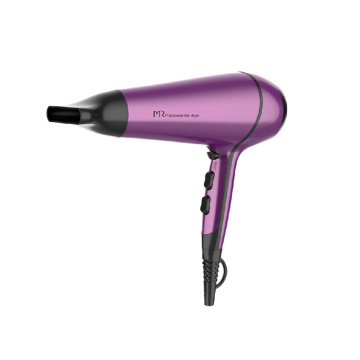 High Power Ionic Hair Dryer with Turbo Button