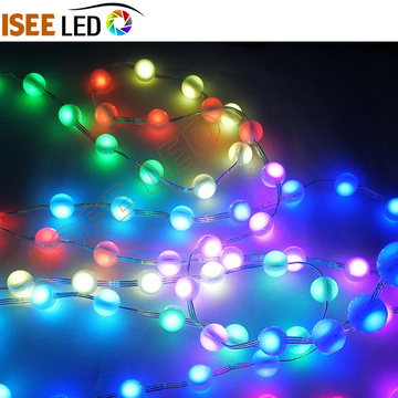 Mini 360Degree 3D LED Ball Cube Curtain Light
