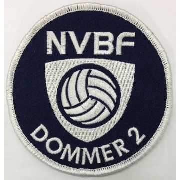 Customer Design Football Soccer team Embroidery patch