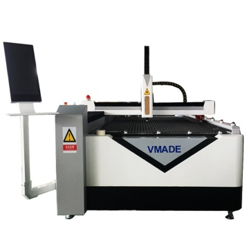 Sheet Metal 1kw 2kw Fiber Laser Cutting Machine