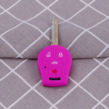 Obere Silicone Car Key Cover N'ihi Nissan