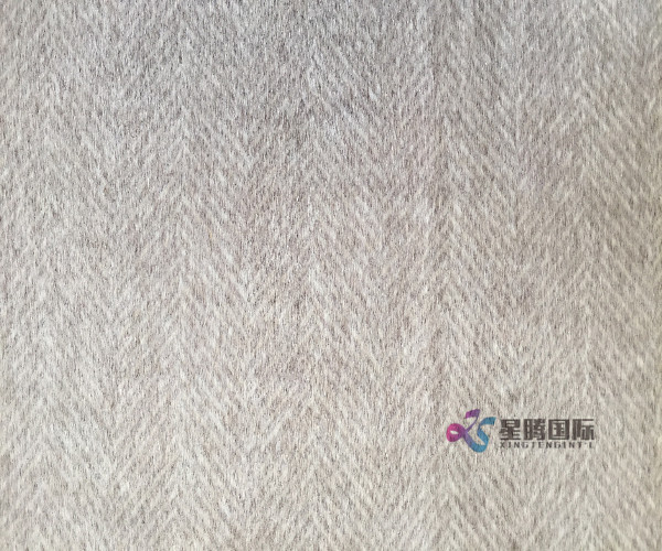 New Products Double Faced Sided Woolen Wool Fabric