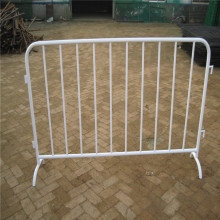 Welded crowd controls barriers