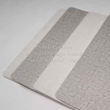 6mm Fireproof melamine paper surface decorative panels
