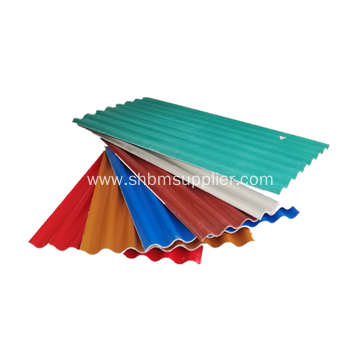 Environmental Friendly Sound Insulation Mgo Roofing Sheet