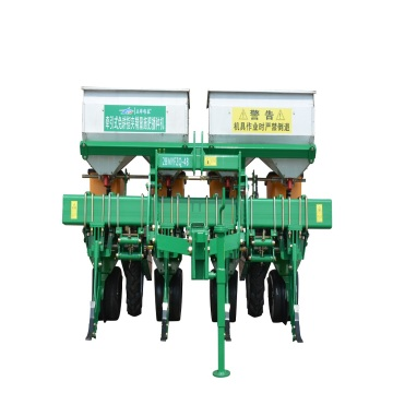 finger-picking precision corn planter