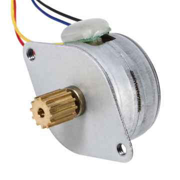 Maintex 25BY212 12V 25mm Permanent Magnet Stepper Motor